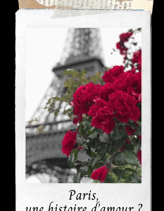 Paris, une Histoire d'Amour ?